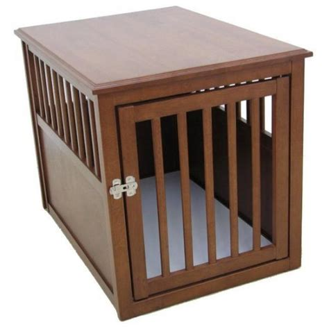 Furniture Crate by Cages Crates Pet Crate Puppy Kennel End Table