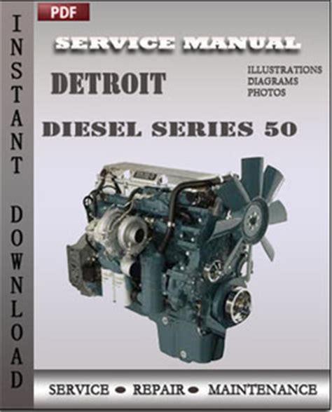 detroit diesel series  workshop repair manual  servicerepairmanualdownloadcom