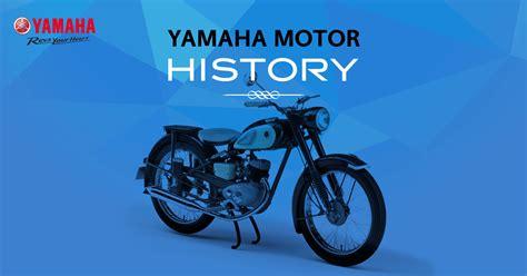 history company information yamaha motor