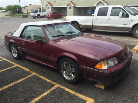 1988 ford mustang gt convertible for sale 1988 mustang gt convertible for sale in eagle pass