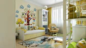 kid room bright and colorful kids room designs with whimsical artistic features