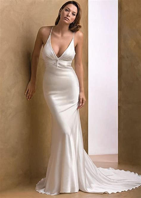 Simple Wedding Dresses by Fashion World Simple Wedding Dresses Fashion World