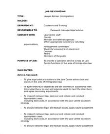 Lawyer Responsibilities by Lawyer Description 10 Free Pdf Word Documents Free Premium Templates