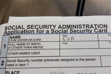 Number To Social Security Office by La Vie Aux Etats Unis De La Demande De Visa Au Num 233 Ro De
