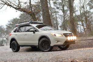Subaru Crosstrek Suspension Offroad Subaru Xv Crosstrek Cars Subaru