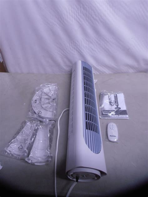 holmes 36 tower fan holmes 36 inch oscillating tower fan with remote control