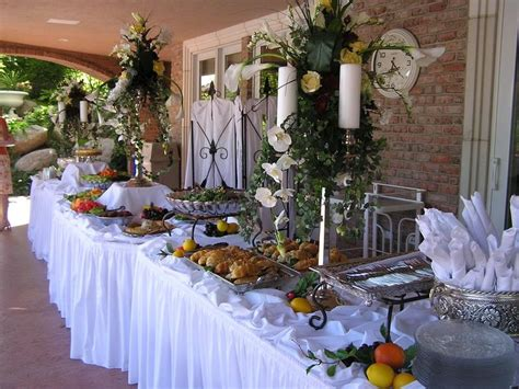 Banquet Table Decorations by Decorations Pin Banquet Table Decorations Banquet Table Decorations