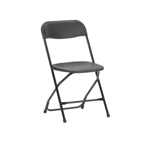 chaise pliante metal chaise pliante en plastique et m 233 tal alex 4 pieds