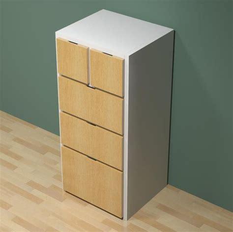 IKEA Rakke Chests 3D Model FormFonts 3D Models & Textures