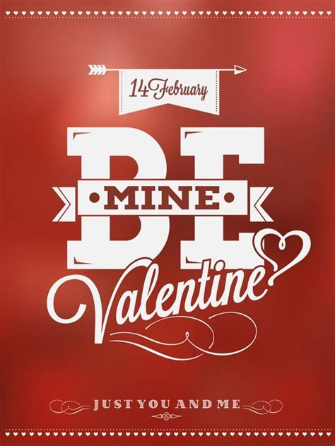 valentines posters 14 february be mine pictures photos and