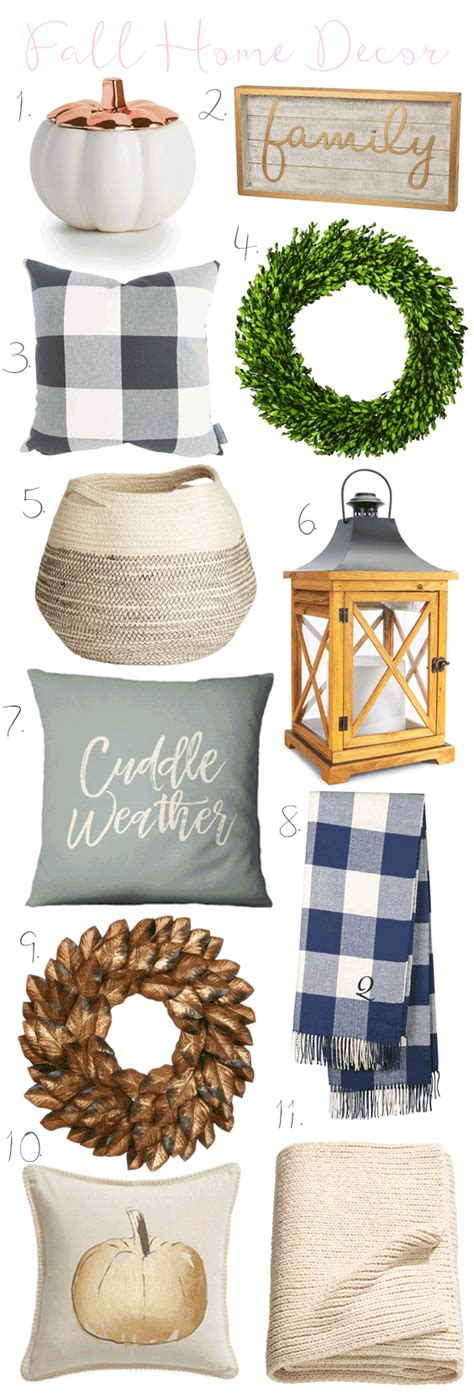 hello home fall decor inspiration hello gorgeous by
