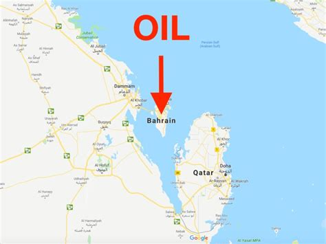 Strathclyde Mba Bahrain Cost by Discovery Of 80 Billion Barrels In Bahrain Largest In