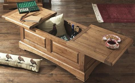 gun table coffee table with gun storage plans images