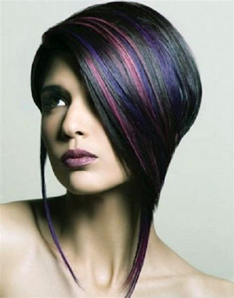 haircuts with color and highlights stylish highlights for short hair haircuts hairstyles