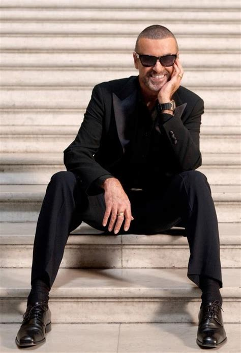 george michael pinterest