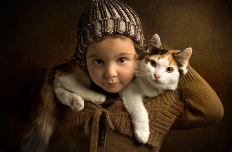 cat child learn more about the benefits of pets for children with
