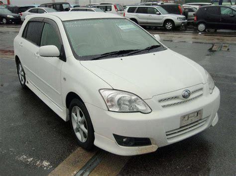 Toyota Allex 2007 2005 Toyota Allex For Sale 1800cc Gasoline Ff