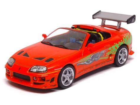 Greenlight Fast Furious Toyota Supra Mk Iv greenlight toyota supra mk iv fast furious 1995 1 43 ebay