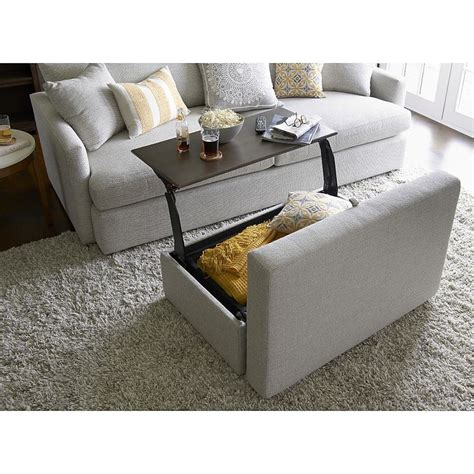 ottoman with pull out tray best 25 tray for ottoman ideas on trays for