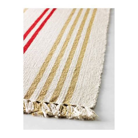 kitchen rugs ikea kitchen floor mat woven rug new ikea signe ebay