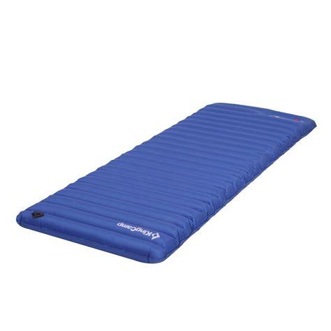 kingcamp light outdoor single camping air mattress mat pad