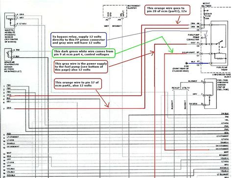 1997 buick lesabre radio wiring diagram wiring diagram