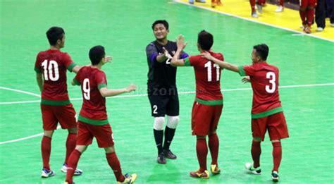 epl live streaming indonesia menpora salut dengan prestasi futsal indonesia okezone bola