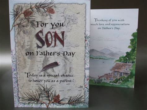 greeting cards  rsvp fathers day  sons