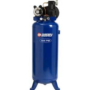 home depot air compressors cbell hausfeld 60 gal electric air compressor vt6275