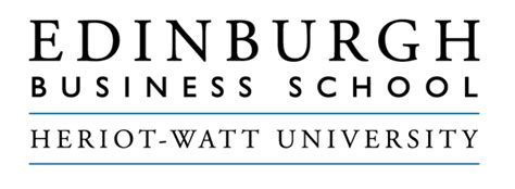 Ebs Mba by Edinburgh Business School Heriot Watt Sbcs