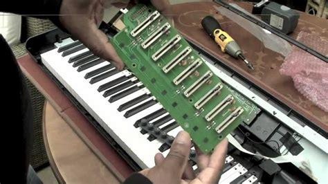 Suzuki Digital Piano Hp 80 by M Audio Axiom Keyboard Repair