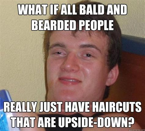 Who Are The People In Memes - the 14 best images about bald people funny on pinterest