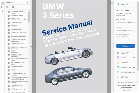 free car repair manuals 1999 bmw m3 parental controls factory workshop service repair manual bmw 3 series e46 1999 2005 wiring ebay