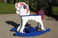 rocking horses images wood projects carpentry