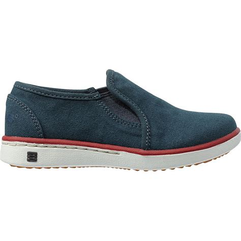 bogs malibu canvas slip on shoe boys backcountry