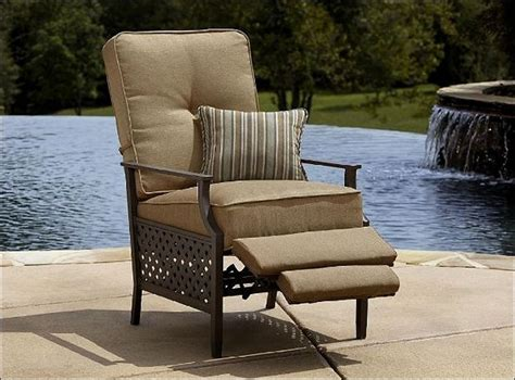 outdoor recliner replacement cushions replacement cushions for lazy boy outdoor furniture