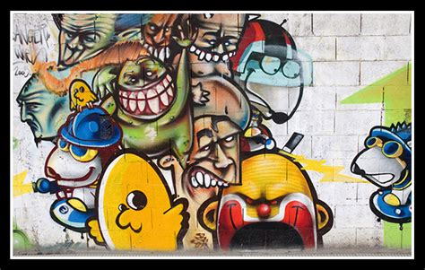 imagenes geniales de graffitis unos buenos graffitis y dibujos taringa