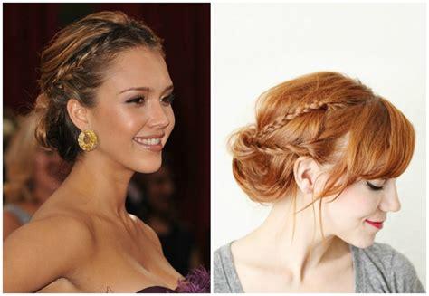 braided hairstyles red carpet red carpet ready 17 glamorous diy hair hacks brit co