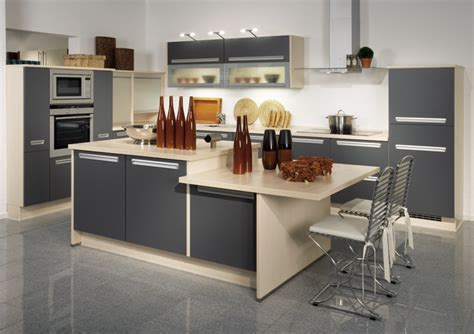 Kitchen Decor Furniture Home Design Ideas Contemporary Kitchen Design Ideas
