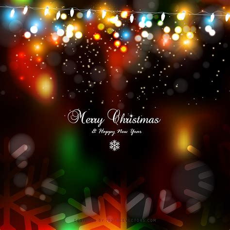 christmas lights photo background christmas lights card