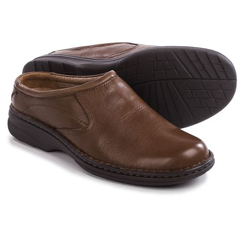 mens leather clogs florsheim getaway clogs for save 68