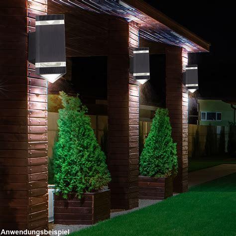 terrassen wandleuchte balkon terrassen leuchte up le au 223 en wand