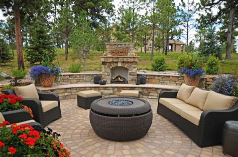 landscaping colorado springs landscape design timberline