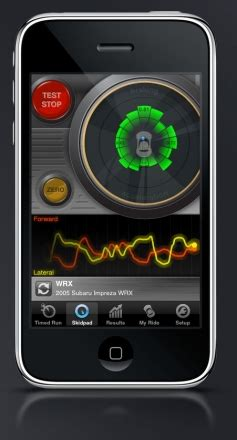 what s delicious for your car the dynolicious app for iphone sub5zero