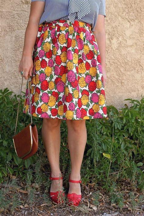 Handmade Skirt - 20 cool handmade skirts hative