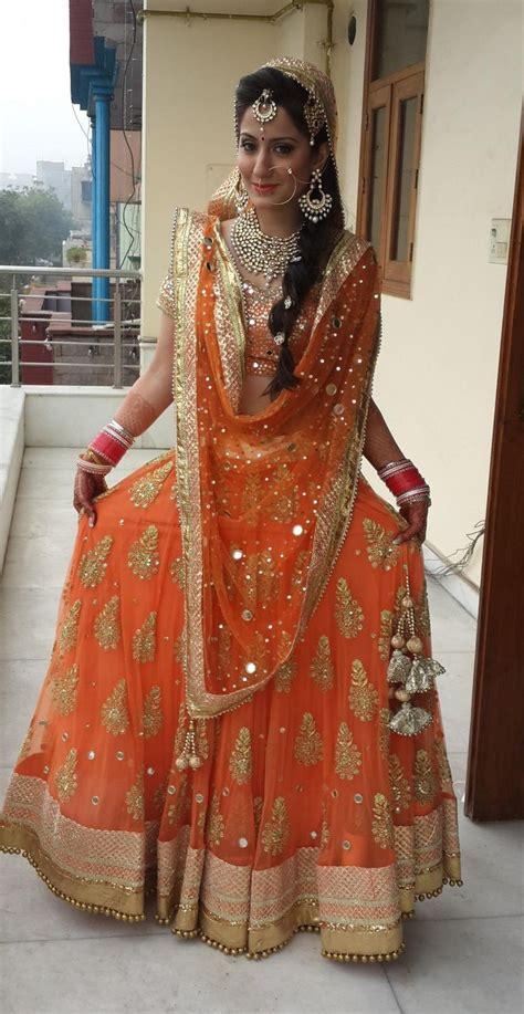 bridal hairstyles on ghagra shikha chandra makeup and hair info review bridal