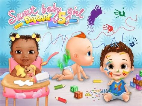 sweet games for girls girl games sweet baby girl daycare 5 educational education videos