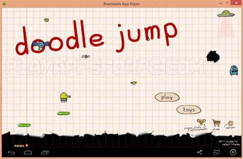 doodle jump free pc play doodle jump on pc windows xp 7 8 8 1 and mac play