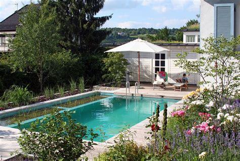 Garten Und Landschaftsbau Ludwigsburg by Projekt 4 Naturpool Schwimmteich Garten Lauterwasser