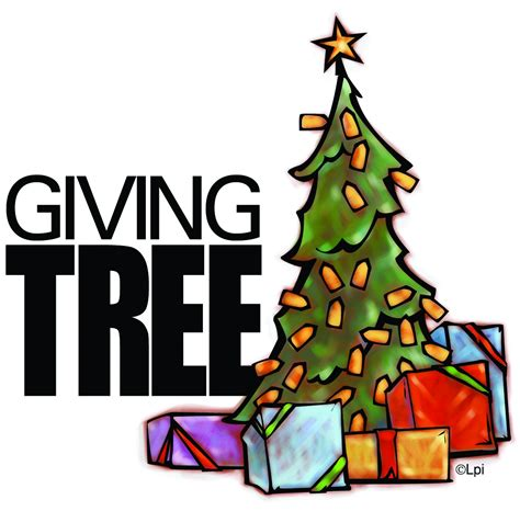 giving tree clipart clipartsgram com